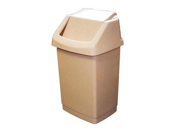 Plastový odpadkový koš ALF 8 l