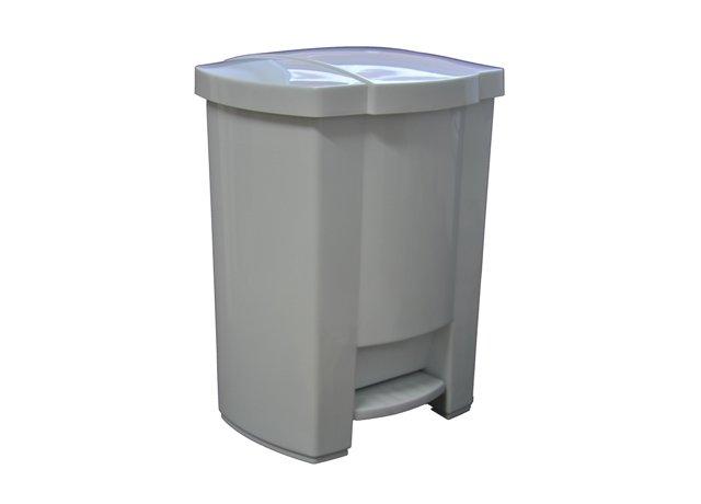 Plastový odpadkový koš nášlapný 20 l