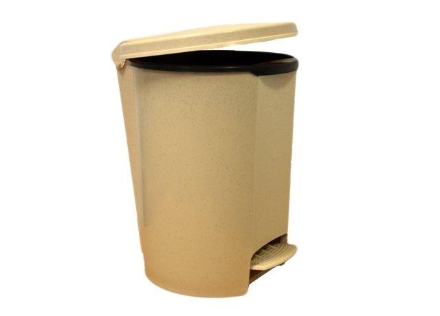 Plastový odpadkový koš VOX 10 l