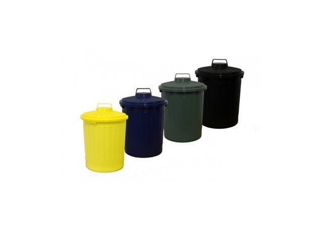 Plastové popelnice na třídění odpadu EKOS III, 20l