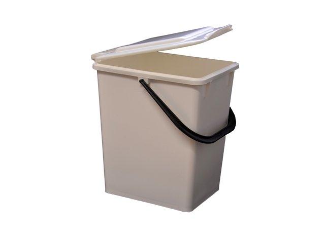 Plastový odpadkový koš ADG 10 l