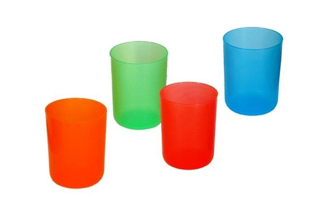 Plastový pohárek 200 ml