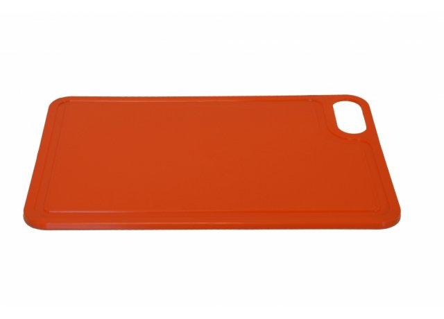 Plastové kuchyňské prkénko krájecí 38x25 cm